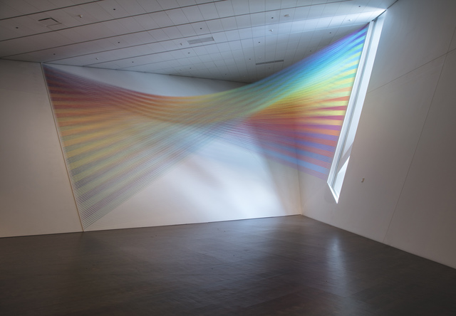 , 'Plexus No. 36,' 2016, Denver Art Museum