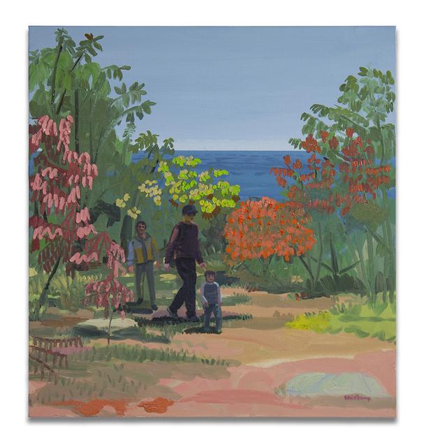 , 'Summer Walk,' 2017, Harper's Books
