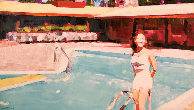 Doug Haeussner, 'Pool ', Walker Fine Art