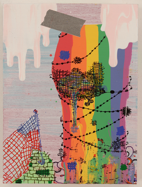 , 'Pleasant Street,' 2016, Pierogi