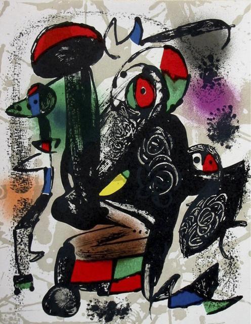 Joan Miró, 'Untitled ', 1981, michael lisi / contemporary art