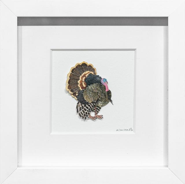 Nayan and Vaishali, 'Wild Turkey', 2018, Paradigm Gallery + Studio
