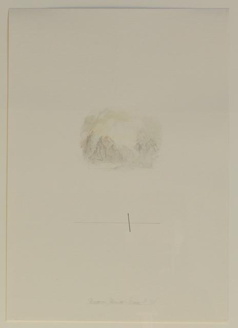 , 'Prospect Refuge Image,' 1991, Giorgio Persano
