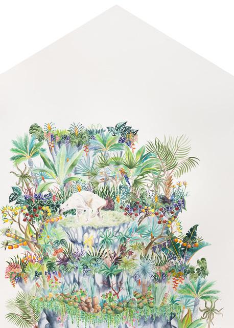 , 'Polarities,' 2018, Galerie Youn
