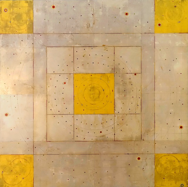, 'Concentric Episode Series/ Yellow Corners ,' , Gail Severn Gallery