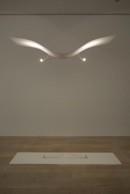 , 'Gravity light,' 2007, Galerie Maria Wettergren