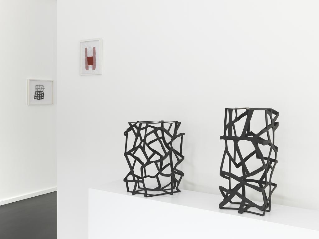 Susan Hefuna : Gebilde, Installation View 6