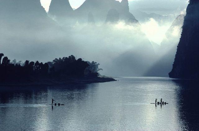 , 'Li river, Guilin, China,,' 1979, Sundaram Tagore Gallery