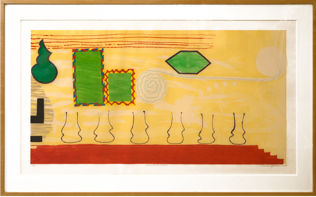 , 'Cultural Escape - Collective Knowledge,' 1988, Axiom Fine Art