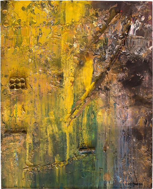 , 'Cybele's Yellow Door to Fishes,' 1983, Hales Gallery