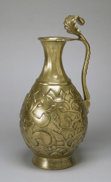 'Ewer', 7th-8th century, Walters Art Museum