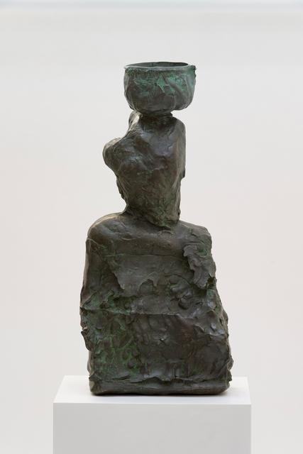 , 'Pregnant Sculpture,' 2018, Fortes D'Aloia & Gabriel