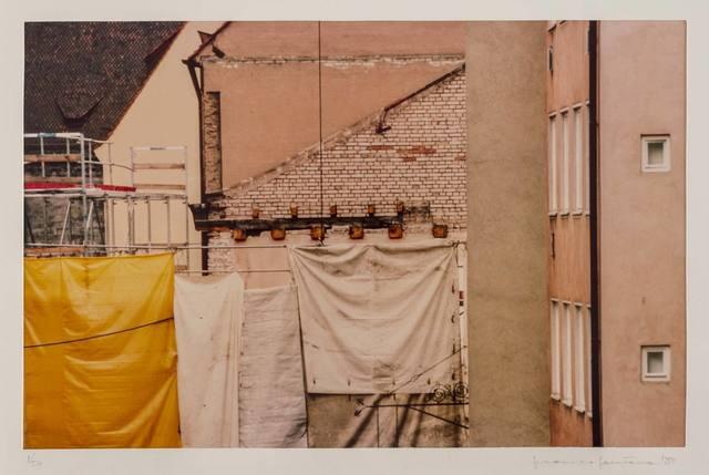 Franco Fontana, 'Paesaggio urbano', 1980, ArtRite