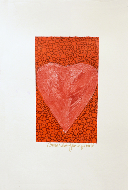 , 'One Heart Faith,' 2018, Carter Burden Gallery