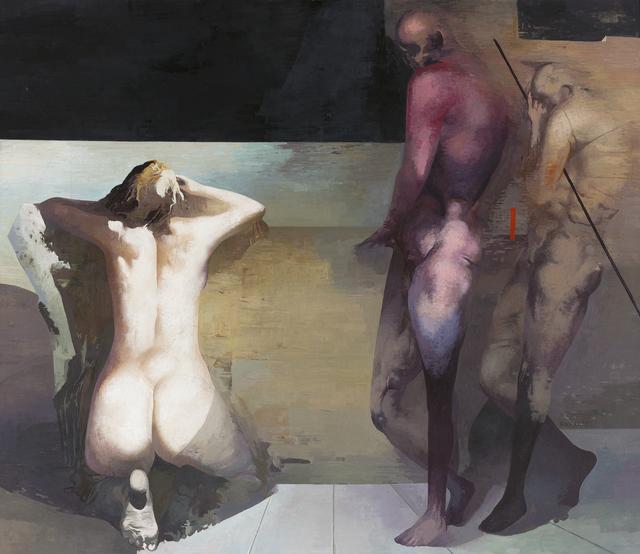 Arno Rink, 'Nacht der Unabhängigen', 1998, Galerie Kleindienst
