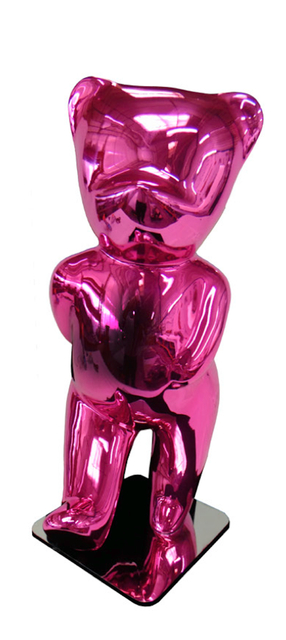 , 'Cévé, Sparkly Pink,' 2018, Oliver Cole Gallery