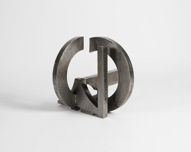 , 'Cercle Désintégré En Action,' 1964/2004, Maison Gerard