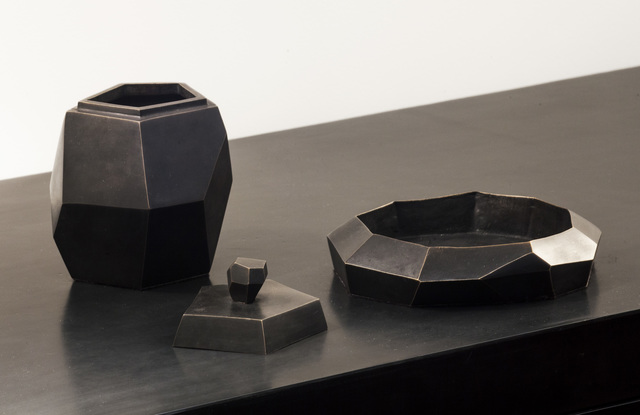 , 'Dish & Box 'Petra',' 1999, David Gill Gallery
