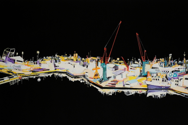 , 'Sparkling port,' 2011, Pierre-Yves Caër Gallery