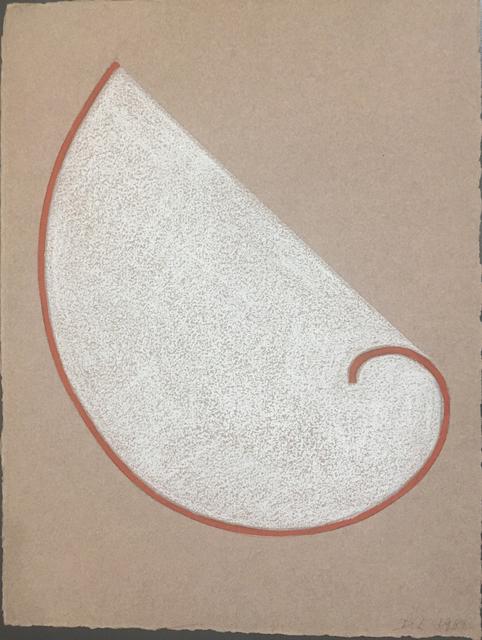 , 'Vortex plano,' 1989, Herlitzka + Faria