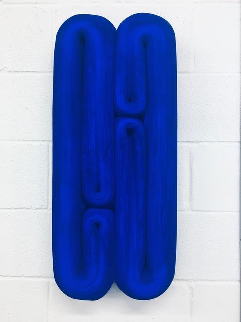 , 'JK1045 Ultramarine Blue,' 2019, C. Grimaldis Gallery