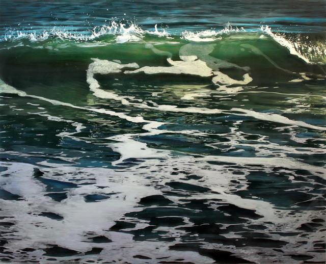 , 'Back Lit 1,' 2017, Woodward Gallery