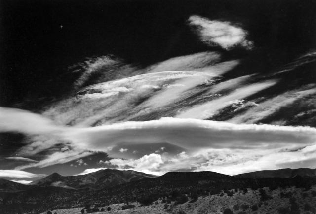 Minor White, 'Henry Mountains, Utah', 1966, Howard Greenberg Gallery