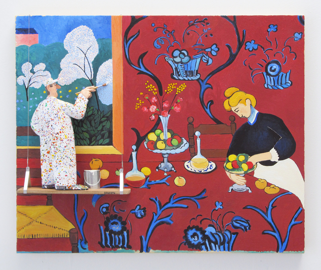 , 'GMIA: Matisse - The Dessert: Harmony in Red (The Red Room),' , Water Street Gallery