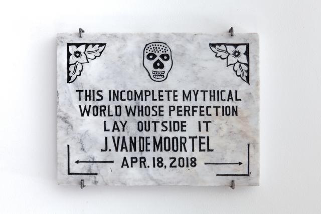 , 'This Incomplete World ,' 2018, Galerie Nathalie Obadia
