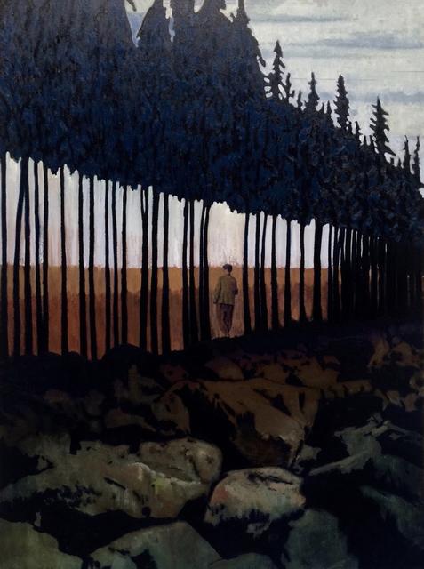 , 'Gap,' 2016, C24 Gallery