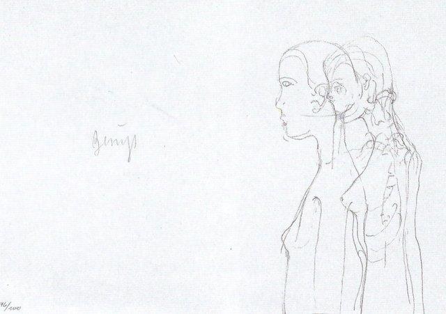 Joseph Beuys, 'Leonardo Codice Madrid II', 1975, ARTEDIO