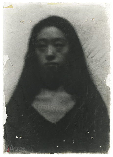 Marc Atkins, 'Woman NY 3744', 2004, The Grey Gallery