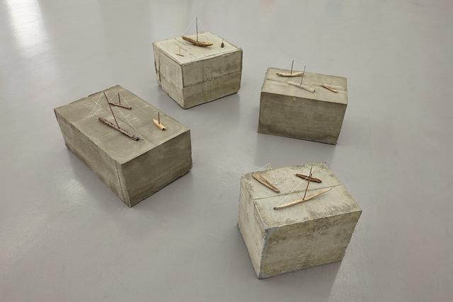 , 'Boats,' , i8 Gallery