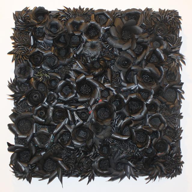 , 'Rubber Garden,' 2016, Resource Art
