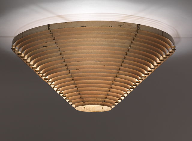 , 'Ceiling lamp (model A22),' , Bard Graduate Center Gallery