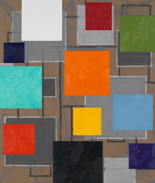 , 'Volt,' 2015, George Lawson Gallery