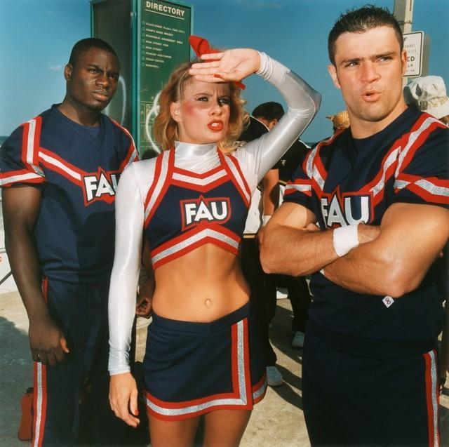 Brian Finke, 'Untitled (Cheerleading #81)', 2002, ClampArt