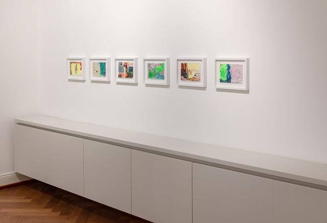 Hayley Tompkins, 'Installation view VIII', ca. 2019, Drawing Room