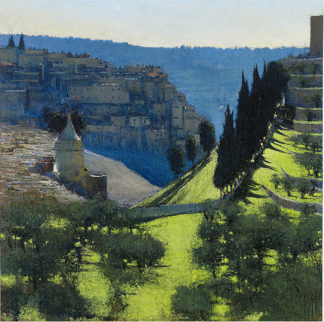 , 'Kidron Valley, late afternoon,' 2013, John Martin Gallery
