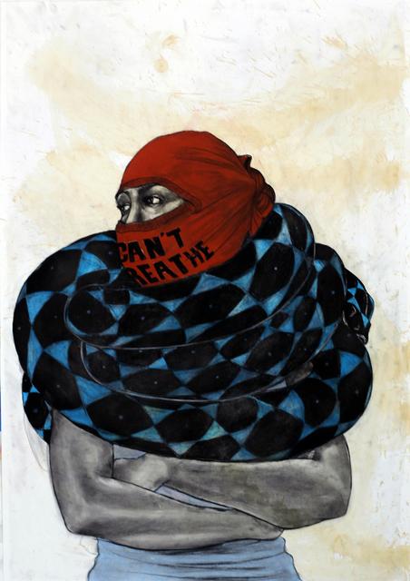 , 'Black Astronaut,' 2015, Gallery MOMO