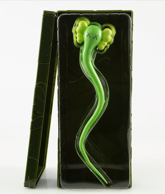 KAWS, 'Bendy (Green)', 2003, Heritage Auctions