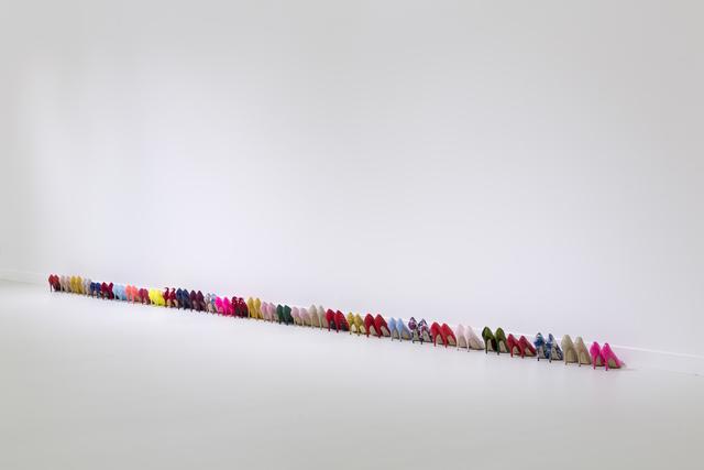 , 'High Heels,' , Galerie Mehdi Chouakri