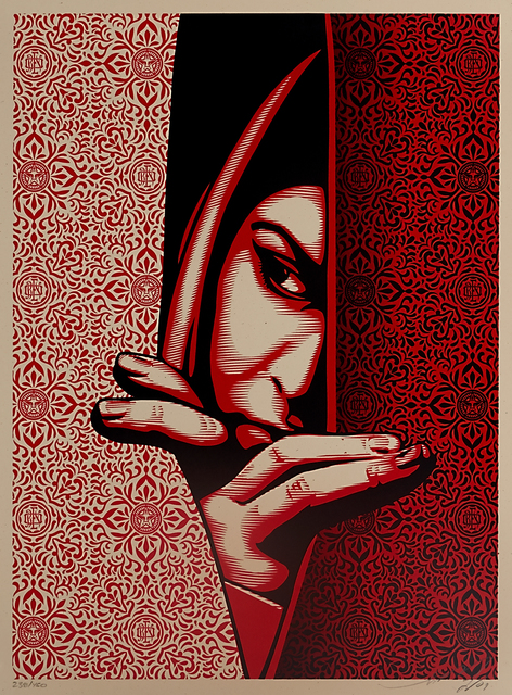 Shepard Fairey, 'Israel/Palestine', 2009, Rago