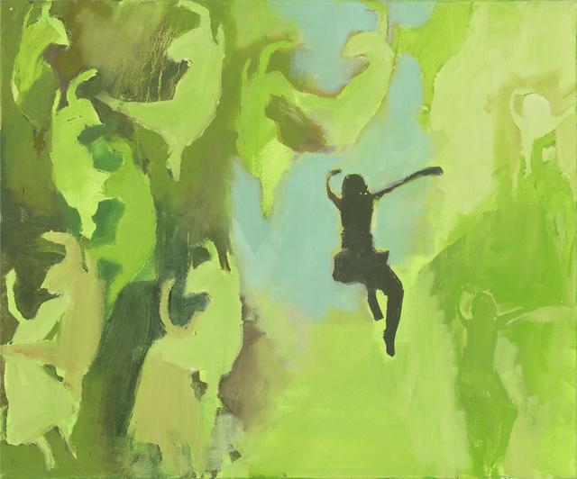 Iwalani Kaluhiokalani, 'Escape Hatch', 2020, Painting, Oil on canvas, Galatea Fine Art