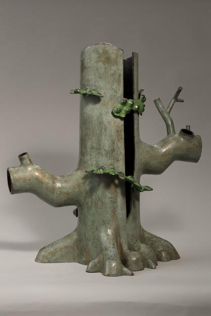 , 'Blasted Oak,' 1986, New Art Centre