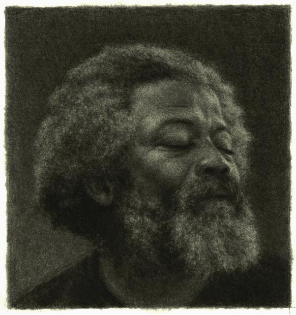 , 'Portrait Study 2,' 2012, Koplin Del Rio