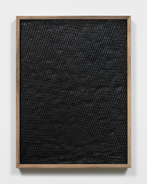 , 'Untitled (Etched Plaster),' 2014, David Kordansky Gallery