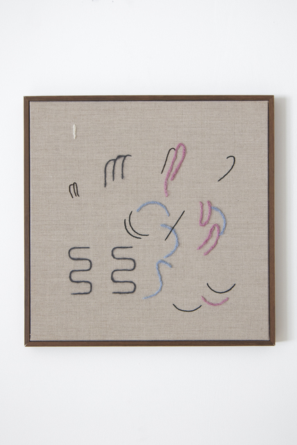 , 'Echoes #14,' 2017, ELASTIC Gallery