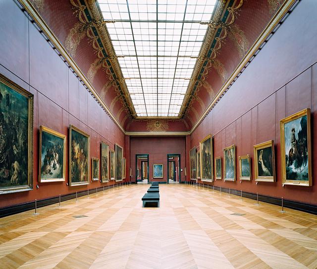 , 'Musée du Louvre Paris XXI,' 2005, Matthew Liu Fine Arts