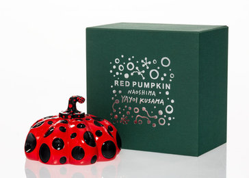 Naoshima Red Pumpkin